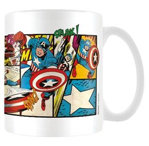 tazza fumetti avengers