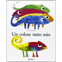 educazione sensoriale montessori, un colore tutto mio