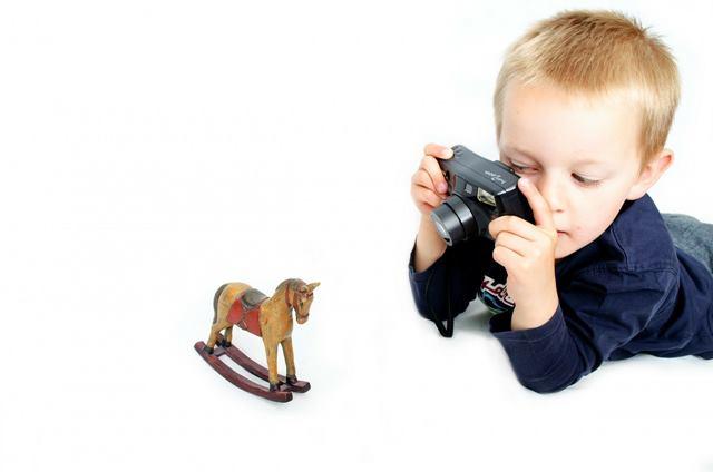 fotocamera per bambini piccoli