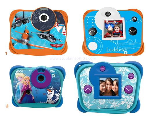 macchine fotografiche per bambini da 4 a 6 anni