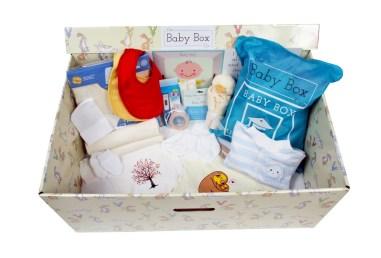culla di cartone baby box