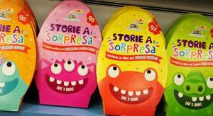 Storie a sorpresa – Libri come uova di Pasqua