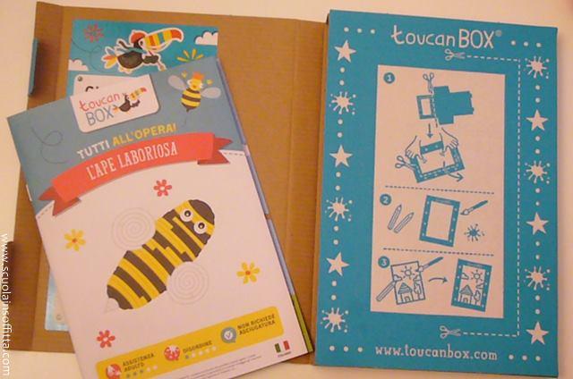toucanbox kit