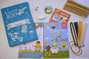ToucanBox – Kit creativi di ispirazione Montessori