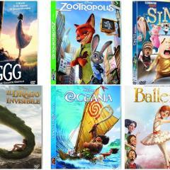 I 10 film per ragazzi più belli del 2016 ora in dvd