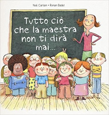 libro da regalare alle maestre