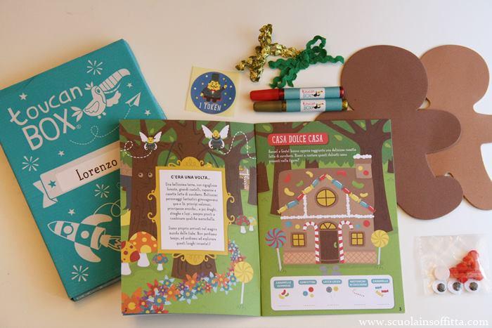 regalo festa della mamma toucanbox, kit creativi