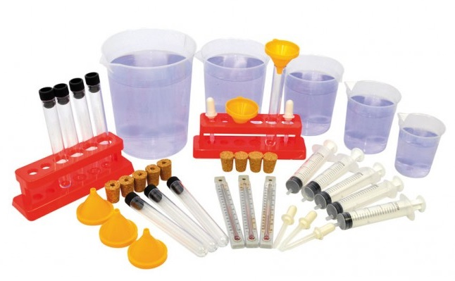 kit laboratorio acqua