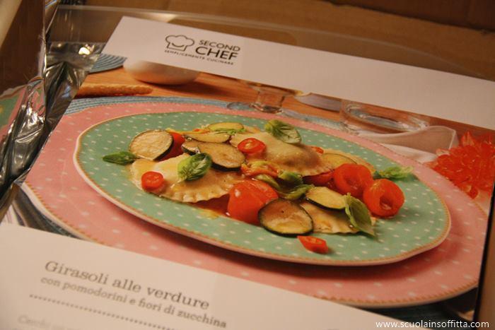 second chef ricette