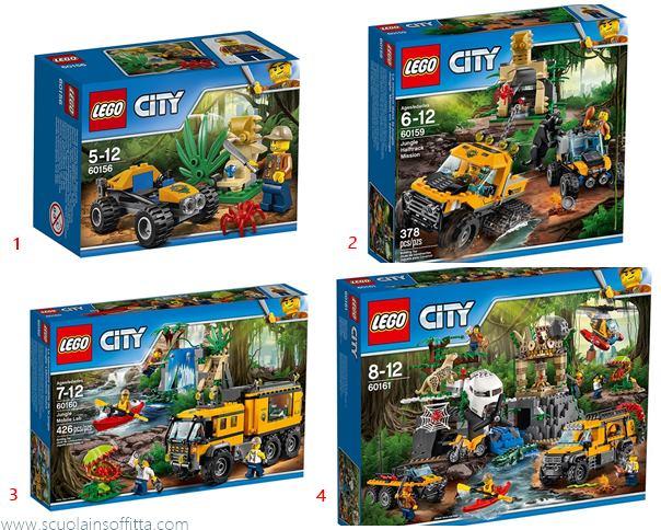 lego city jungle