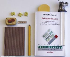 Psicogrammatica Montessori e la grammatica è divertente