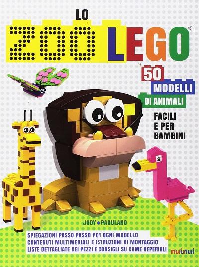 libro zoo lego