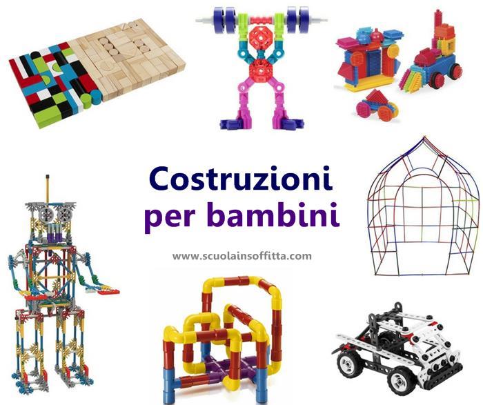 costruzioni per bambini su amazon