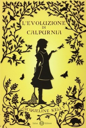 libro evoluzione di calpurnia