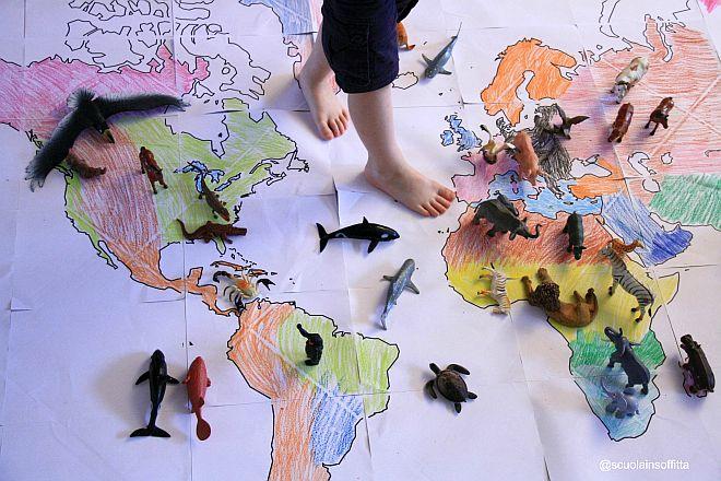 30 Attività Montessori Da Fare A Casa Giochi E Idee