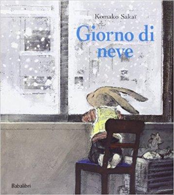 libro giorno di neve