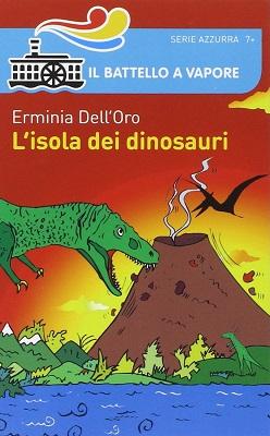 libro sui dinosauri per bambini