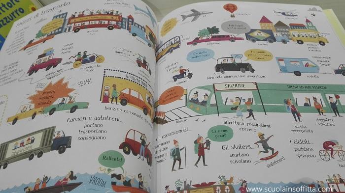 libro per bambini sulle parole