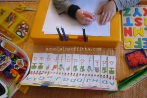 alfabetieri per bambini