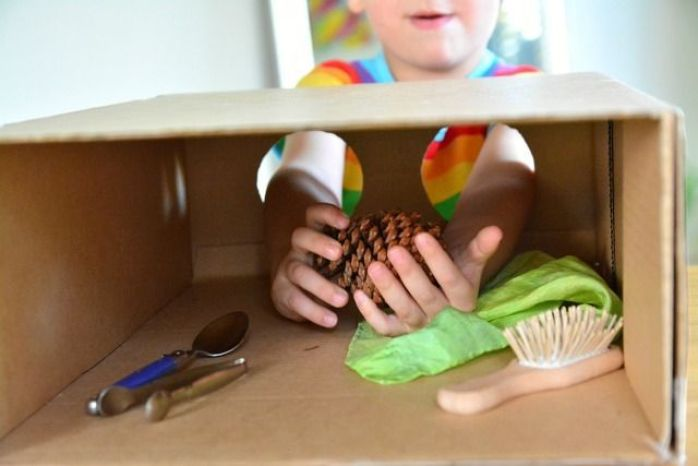 scatola montessori