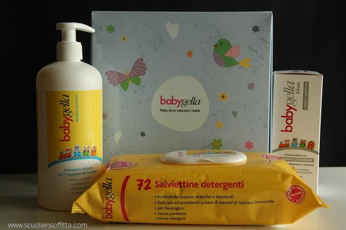 prodotti babygella