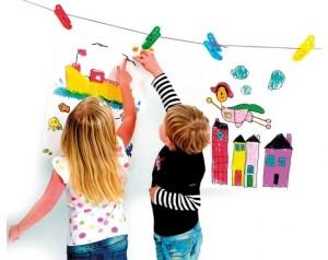 Creare con il colore: 5 idee divertenti