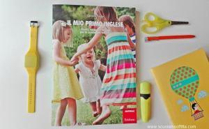 Inglese per bambini: programma di giochi e attività in un libro