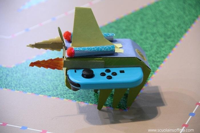 Nintendo Labo: Toy-Con auto (personalizzata)