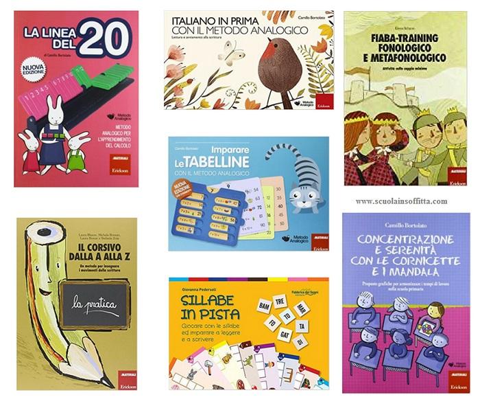 libri per insegnanti di scuola primaria