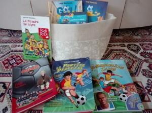 Libri sul calcio per bambini: storie di sport e amicizia
