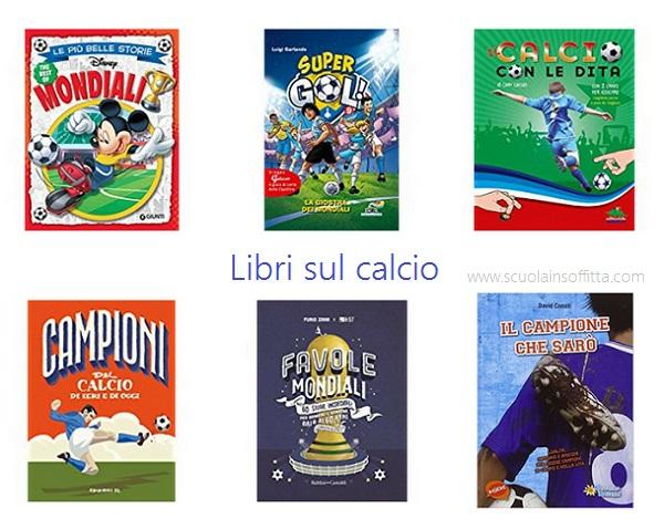 libri sul calcio per bambini
