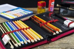 5 Oggetti utili per la scuola da mettere nell'astuccio