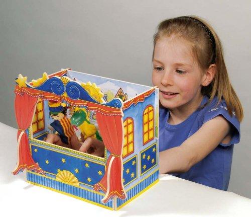 Teatrino in legno per bambini