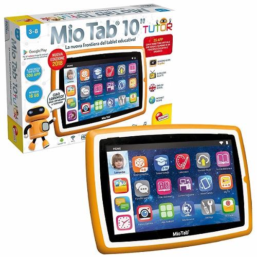 tablet per bambini Lisciani