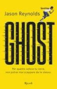 libro per ragazzi Ghost di Reynolds