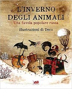 Inverno degli animali favola russa