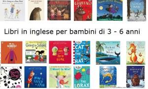 Libri in inglese per bambini da 3 - 6 anni