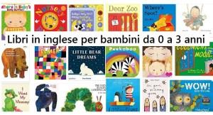 libri in inglese per bambini di 0 - 3 anni