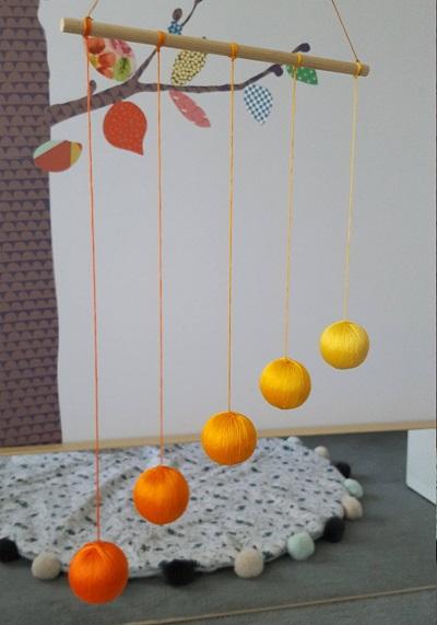 Giostrina Montessori in vendita su Etsy