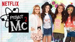 Serie tv ragazzi: Project mc2
