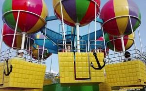 Parchi divertimento in Italia per bambini piccoli