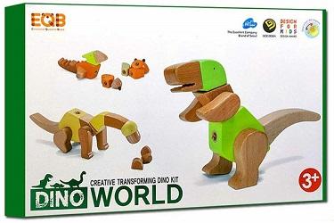 costruzioni dinosauro