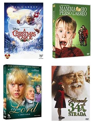 Film di Natale per bambini classici