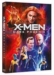 X-Man Dark Phoenix dvd