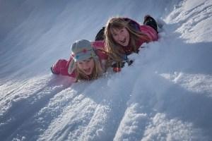 Giochi divertenti da fare sulla neve