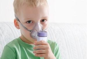 Aerosol silenzioso per bambini