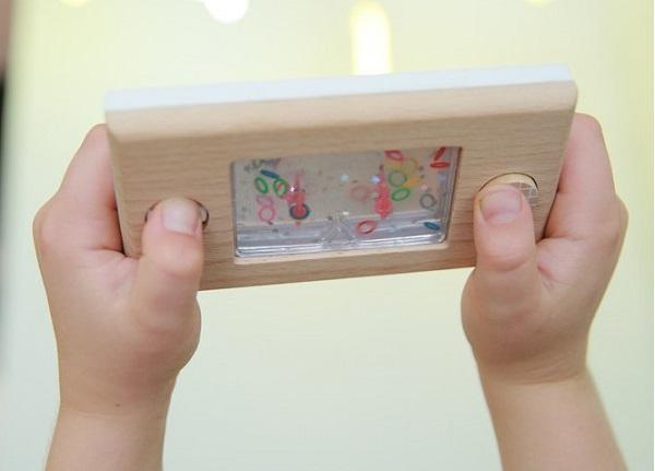 gioco in legno wakka