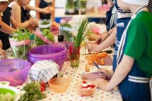 progetto di educazione alimentare per bambini