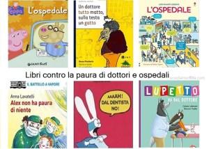 Libri per bambini su dottori e ospedali