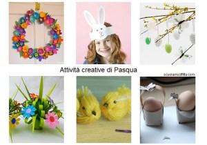 Attività creative di Pasqua per bambini